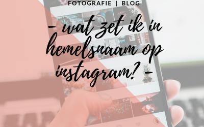 Tips om te starten op Instagram